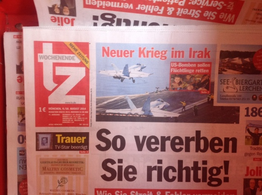 TZ headline