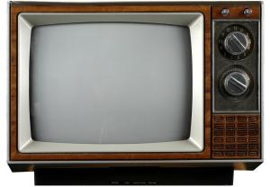 Devices like this one are sometimes still used to watch the BBC!