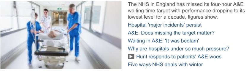 bbc website afternoon