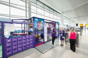 Heathrow stay-and-play